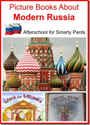 Picture Books About Modern Russia