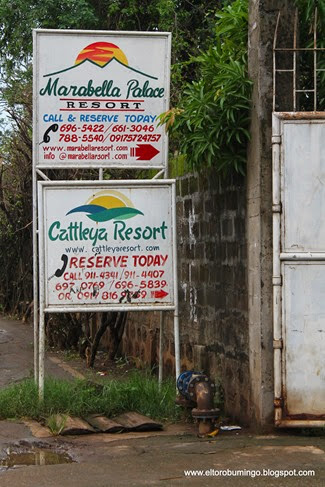 El Toro Bumingo Cattleya Resort Dominique Antipolo City