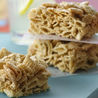 Chex* Cereal Treat Bars Recipe