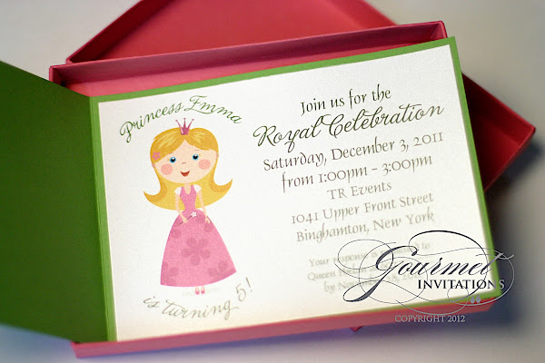 Frog Wedding Invitations: The Princess And The Frog Birthday Party Invitations