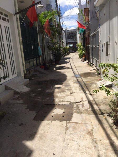 Nhà chính chủ Quận Gò Vấp, hẻm đường số 9, phường 16 - 08