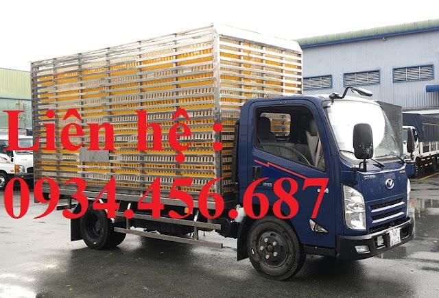 Dothanh IZ65 thùng chở gà vịt gia cầm 3.5 tấn