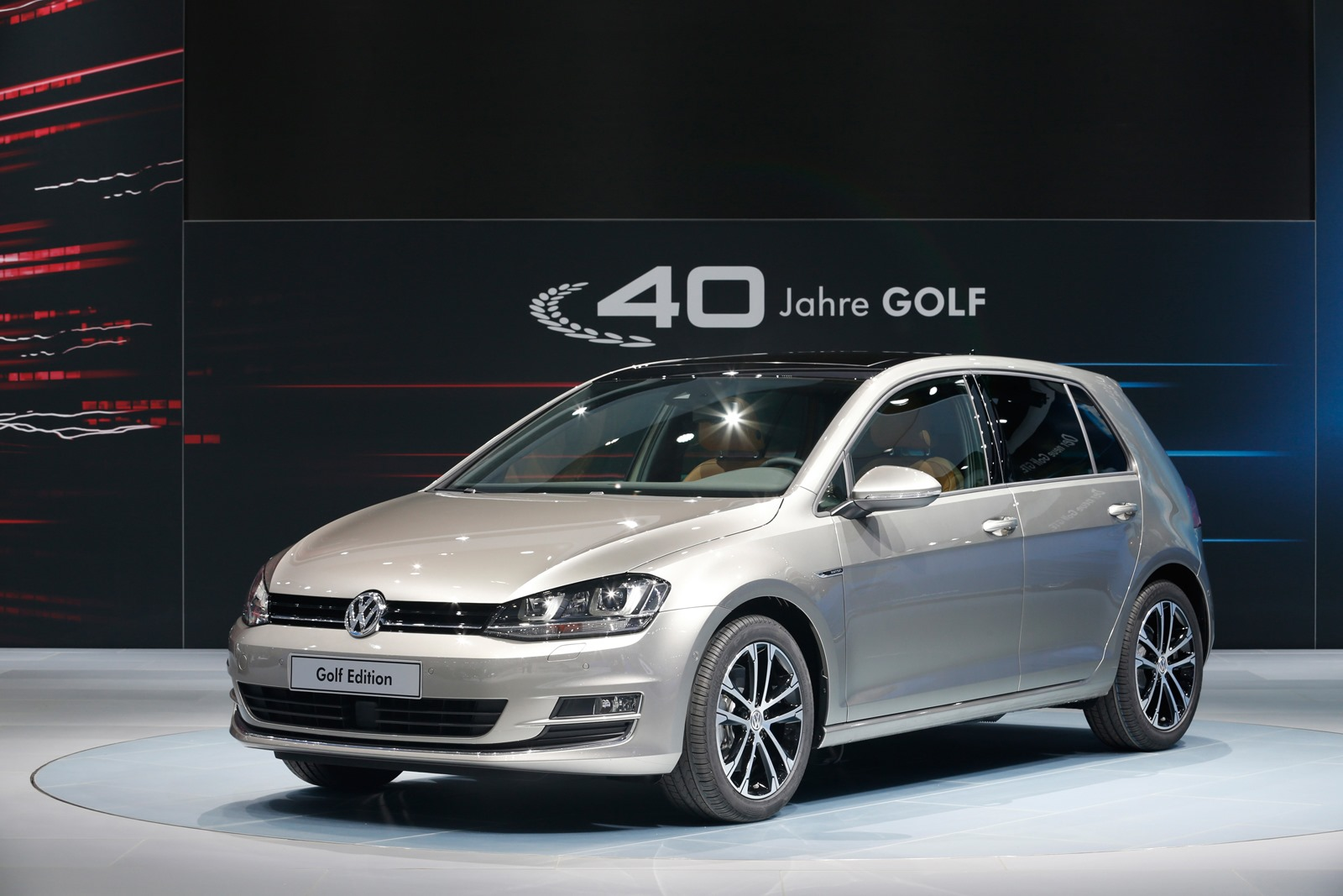 no one bought the golf 40 years special edition golfmk7. Black Bedroom Furniture Sets. Home Design Ideas