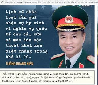 Chưa rõ bao nhiêu người lính Việt Nam chết trong cuộc chiến ở Campuchia