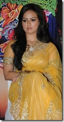 Actress Sana Khan at Nadigayin Diary Movie Audio Launch Photos