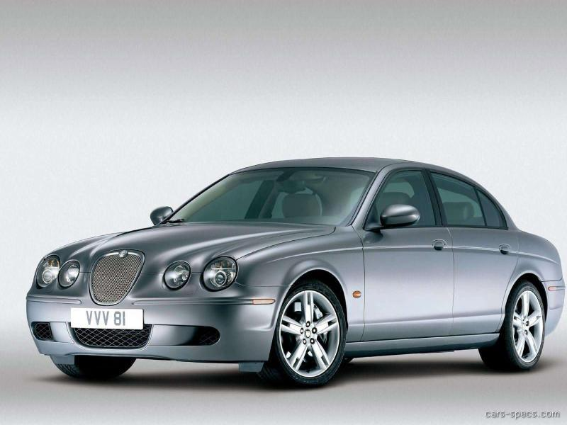 2005 Jaguar S-Type R Specifications, Pictures, Prices
