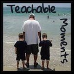 Teachable Moments Button