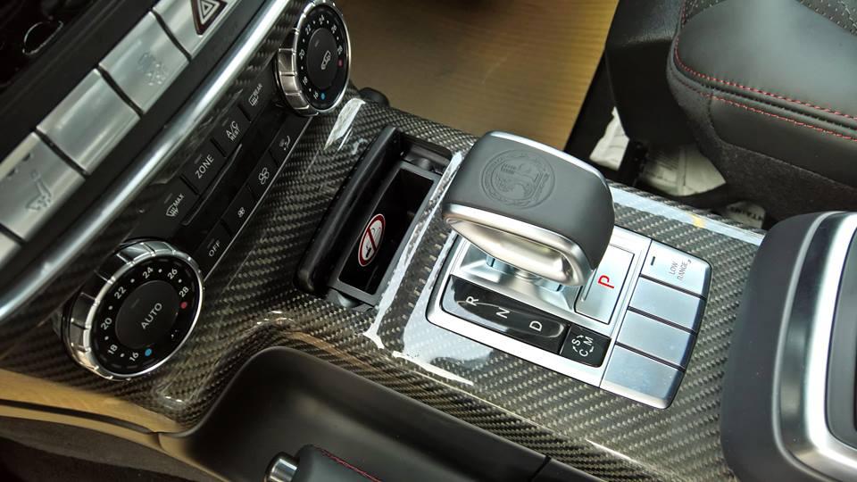 xe Mercedes Benz G63 AMG All New màu đỏ 019