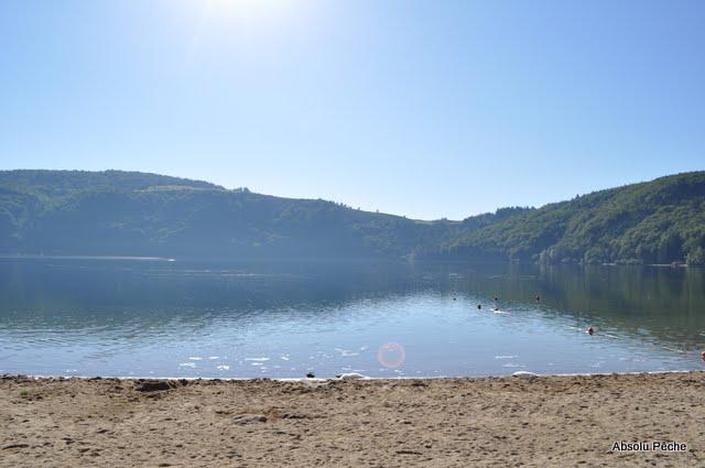 Lac d'Issarlès photo #485