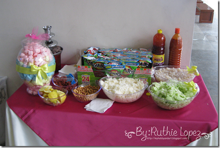 Bautizo - 1st Birthday Butterfly Themed - Butterfly Candy Bar - Baptism - Ruthie Lopez 5