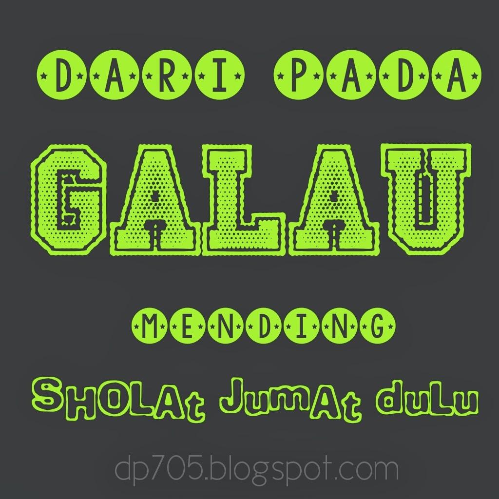 Gambar Profile Dari Pada Galau Mending Dpbbm