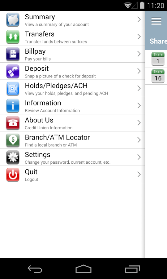 Atlantic City FCU - screenshot