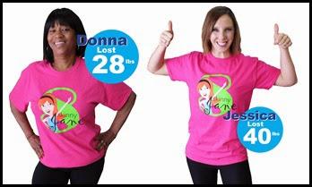 Skinny Jane Donna and Jessica