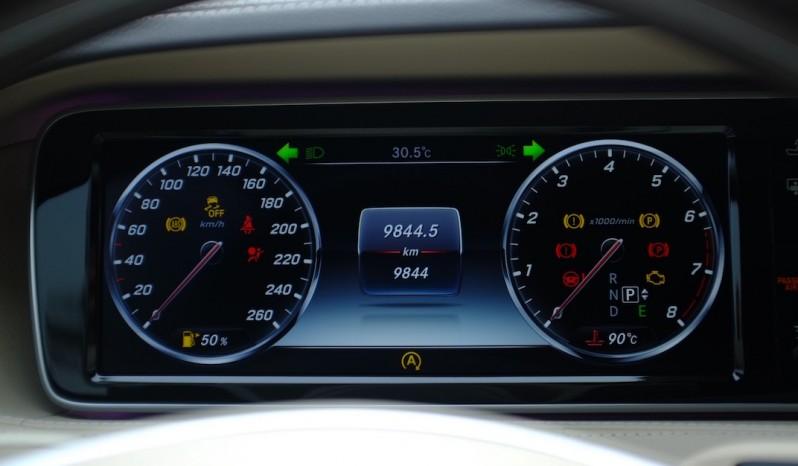 Nội thất xe Mercedes Benz S400 cũ 2015 07
