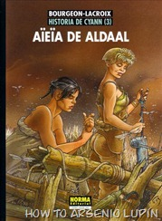 P00003 - Historia de Cyann T3 Aïeï