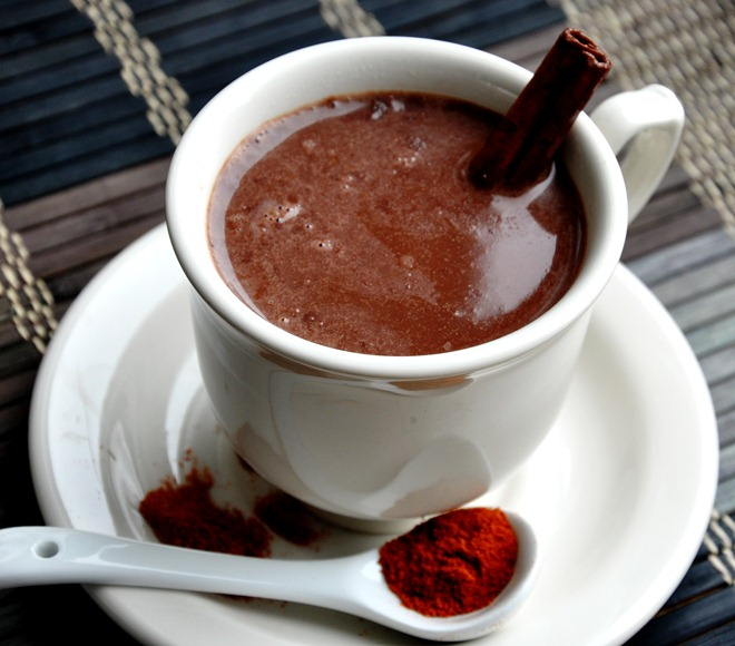 mayan hot chocolate 304