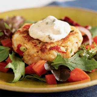 Crab Cakes with Remoulade.