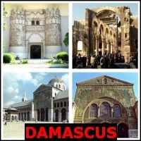 DAMASCUS- Whats The Word Answers