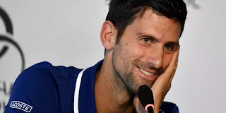 """Tay vợt nổi tiếng Novak Djokovic: """"Trước khi là một vận động viên, tôi là một Kitô hữu Chính thống"""""""