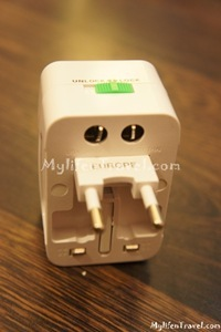 International Adapter 19