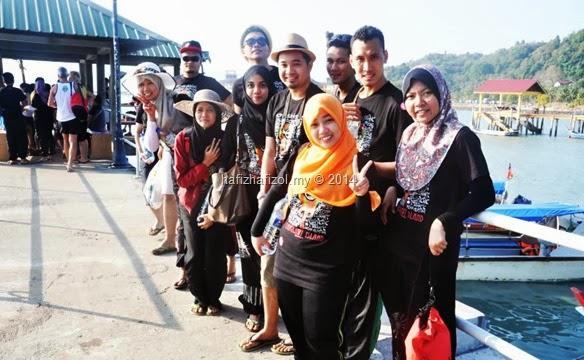 Trip Ke Langkawi : Island Hopping