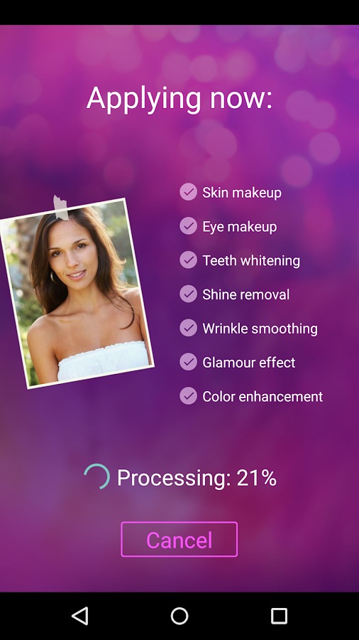 Visage Lab PRO - face retouch- screenshot