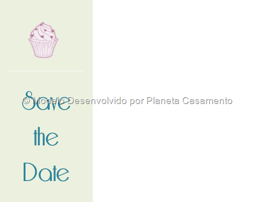 Templates para Save the Date (7)