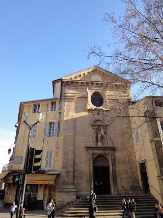 Chapelle Oblats à Aix-en-Provence