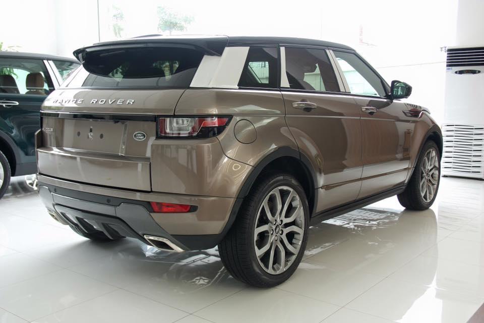 Xe Range Rover Evoque 07