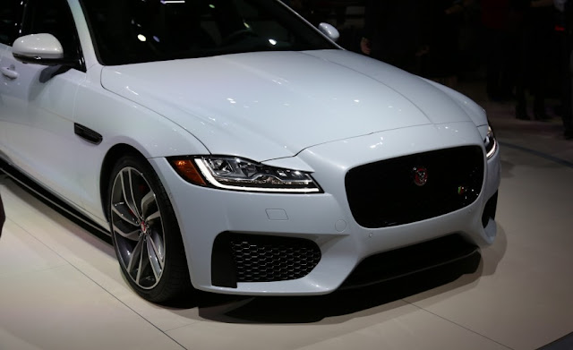 Xe Jaguar XF New Model 03