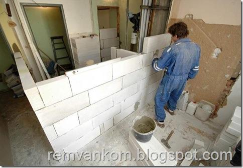 комплексной ремонт ванной комнаты