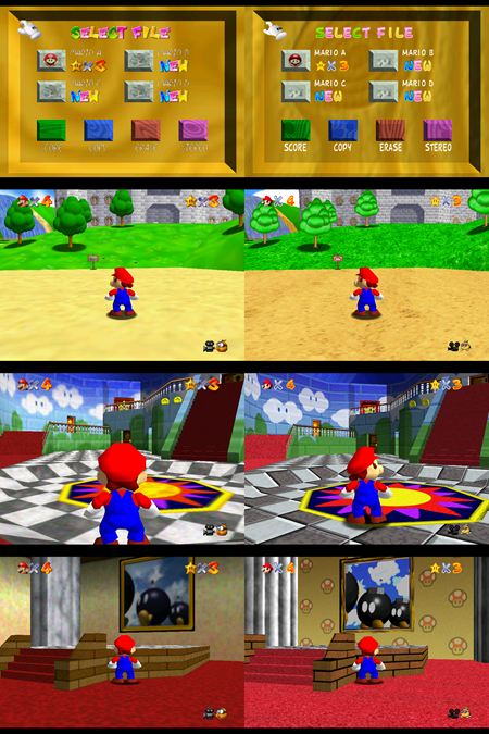 Twig's Tech Tips: Tutorial: Playing Super Mario 64 with High-Res