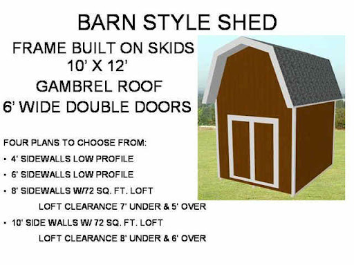 How To 12x16 Shed Plans With Loft 23228 Pingesheds