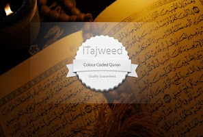 Screenshot of iTajweed - Colour Coded Quran