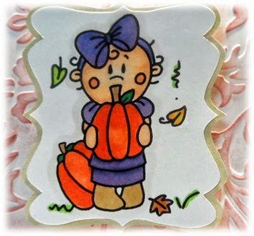 Baby Pumpkin Girl-copic-Bugaboo_apieceofheart.blog
