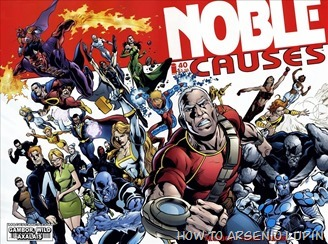 P00008 - Noble Causes #40