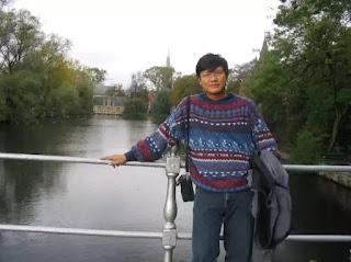 TS Lê Trung Tĩnh
