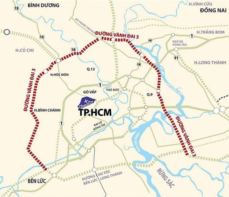 Đường Vành Đai 3 Thành Phố Hồ Chí Minh