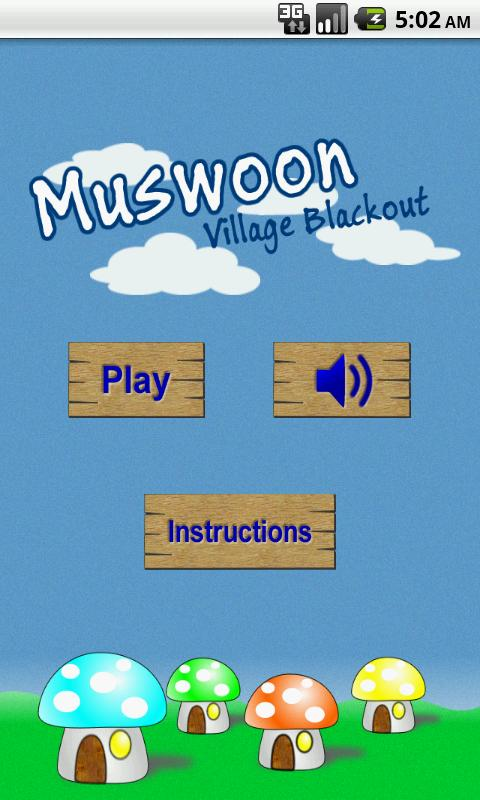 Muswoon Village Blackout- screenshot