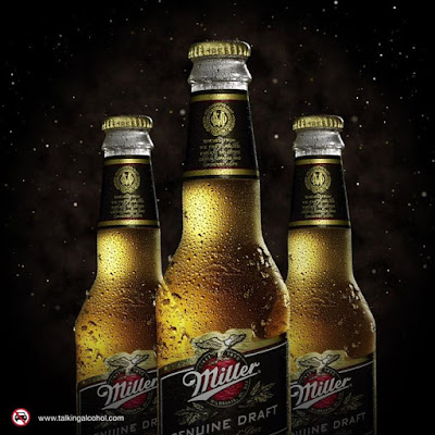 All that glitters is ice cold gold ItsMillerTime