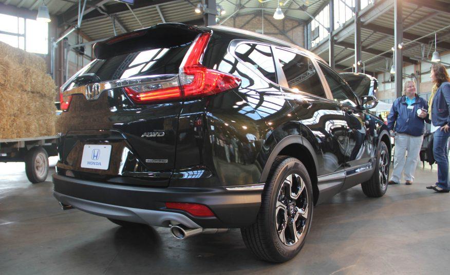 Xe ô tô Honda CR V 04