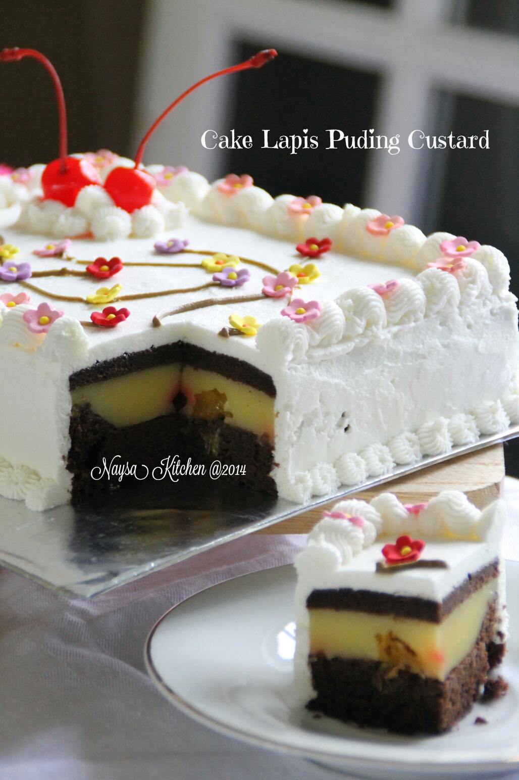 Resep Kue Tart Dari Puding  Resep Bunda Rumahan