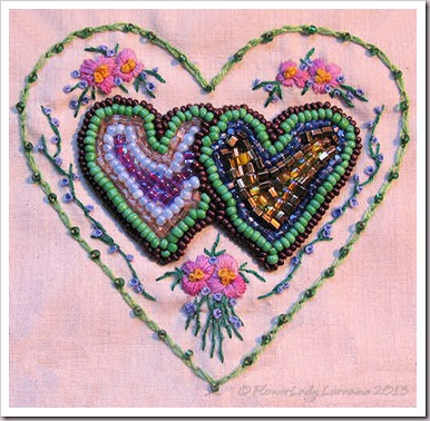 two-beaded-hearts
