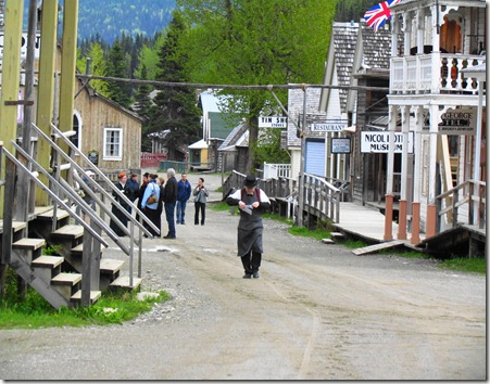 Notes from the Cabin    and beyond: Gold in the Cariboo