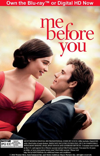 Enter now for a chance to win a MeBeforeYou Digital HD download from Penguin Paperbacks