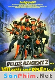 Học Viện Cảnh Sát 2 -  Police Academy 2: Their First Assignment