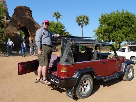 Jeep Myanmar