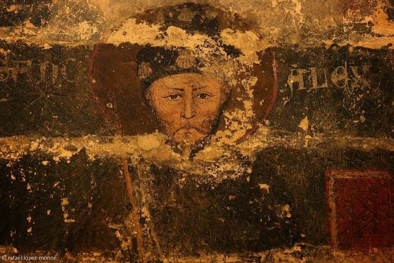 Pintures murals. Catedral de  Santa Maria.Tarragona, Tarragonès, Tarragona