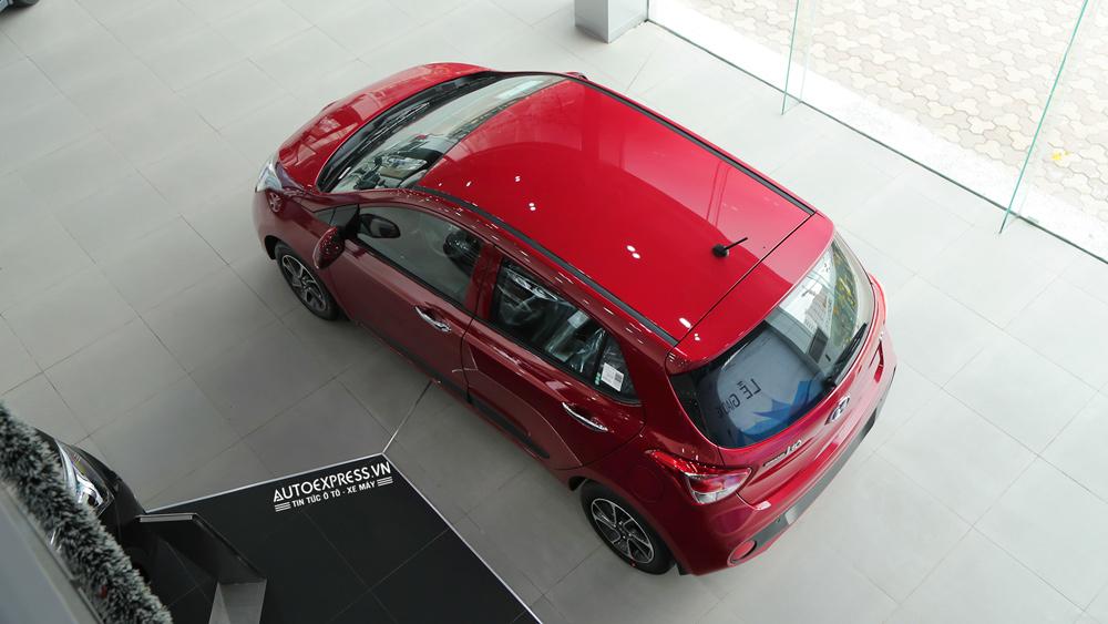 Xe Hyundai Grand i10 2018 màu đỏ 04