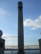 Merchant Navy War Memorials Liverpool Pier Head